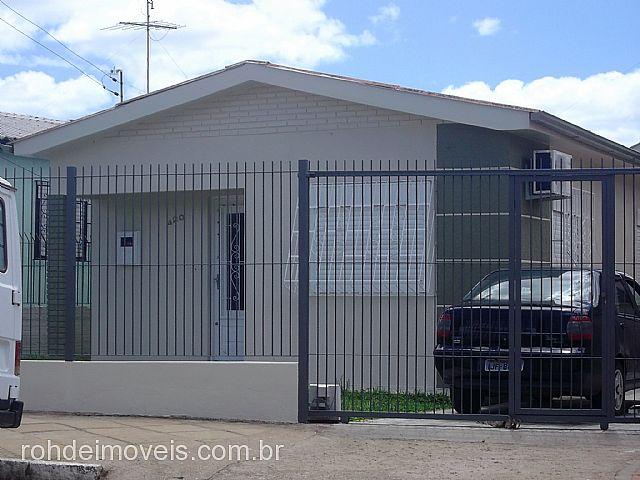 Casa 3 Dorm, Carvalho, Cachoeira do Sul (126762)