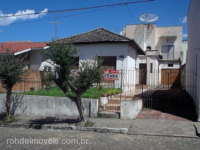 Rohde Imóveis - Casa 3 Dorm, Centro (126968)