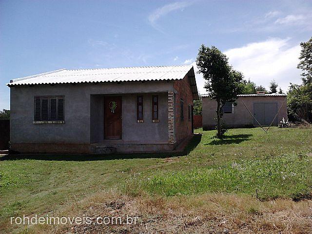 Casa 2 Dorm, Soares, Cachoeira do Sul (127199)