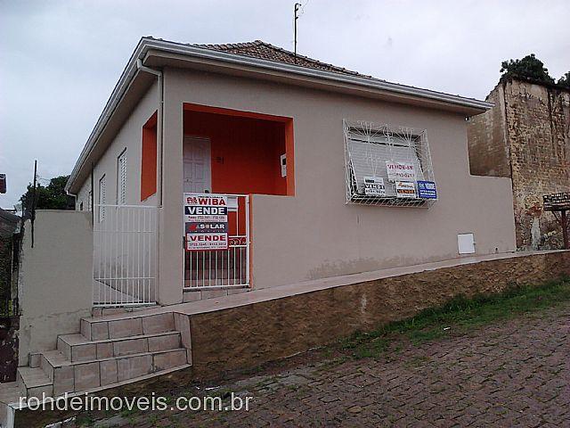 Rohde Imóveis - Casa 3 Dorm, Carvalho (128346)