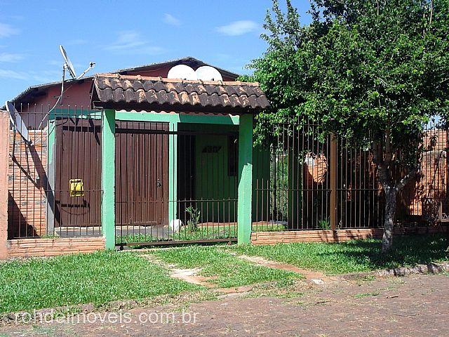 Casa 2 Dorm, Soares, Cachoeira do Sul (133877)