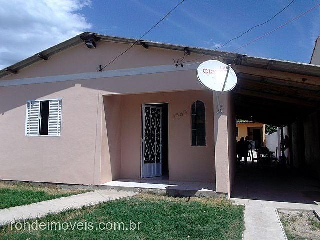 Casa 2 Dorm, Santa Helena, Cachoeira do Sul (134390)