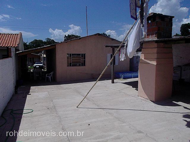 Casa 2 Dorm, Santa Helena, Cachoeira do Sul (134390) - Foto 2