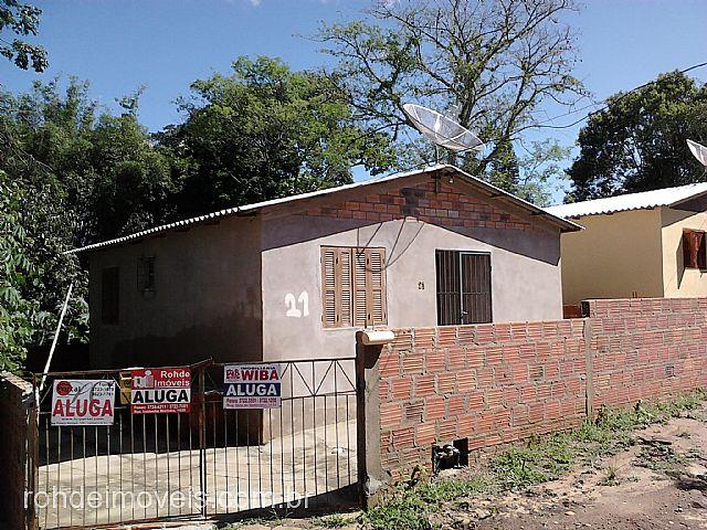 Casa 2 Dorm, Centro, Cachoeira do Sul (135552)