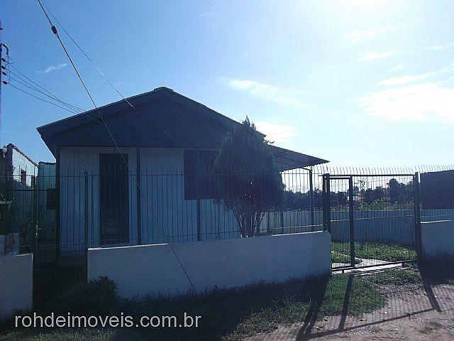 Rohde Imóveis - Casa 2 Dorm, Oliveira (147025)