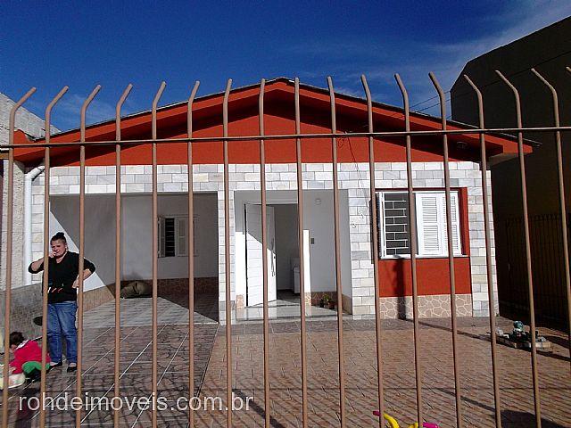 Casa 3 Dorm, Gonçalves, Cachoeira do Sul (148130)