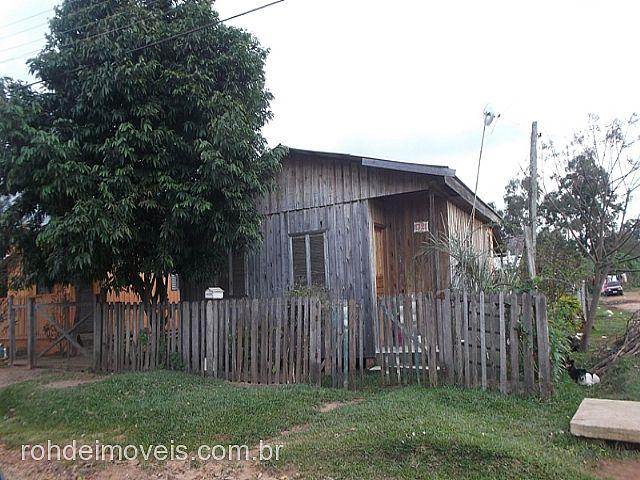 Casa 3 Dorm, Noêmia, Cachoeira do Sul (154458)