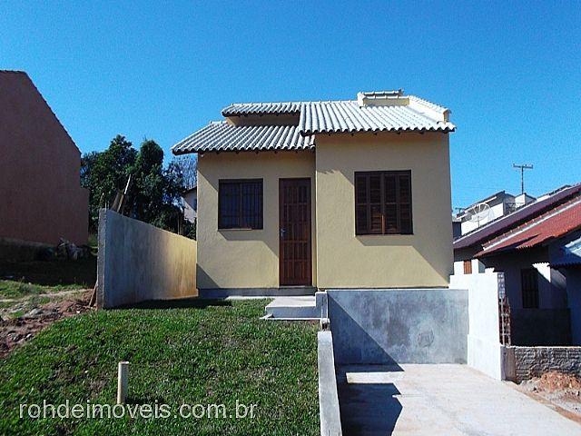Casa 3 Dorm, Marina, Cachoeira do Sul (158079) - Foto 2