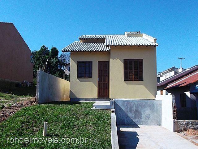 Casa 3 Dorm, Marina, Cachoeira do Sul (158079)