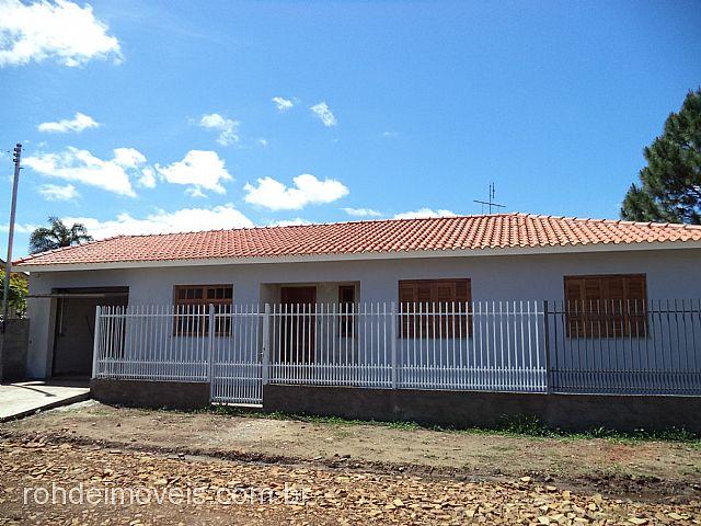 Rohde Imóveis - Casa 3 Dorm, Noêmia (170151)