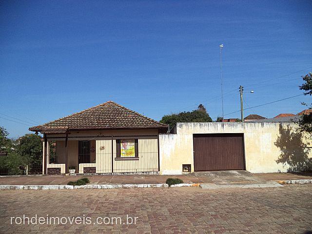 Casa 3 Dorm, Santo Antônio, Cachoeira do Sul (170440)