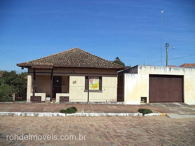 Casa 3 Dorm, Santo Antônio, Cachoeira do Sul (170440) - Foto 2