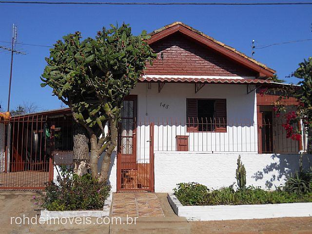 Rohde Imóveis - Casa 2 Dorm, Tupinambá (173608)