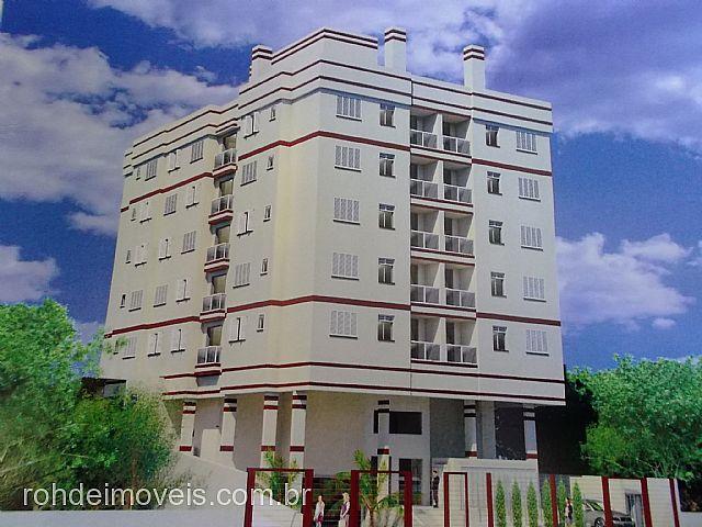 Rohde Imóveis - Apto 1 Dorm, Santo Antônio