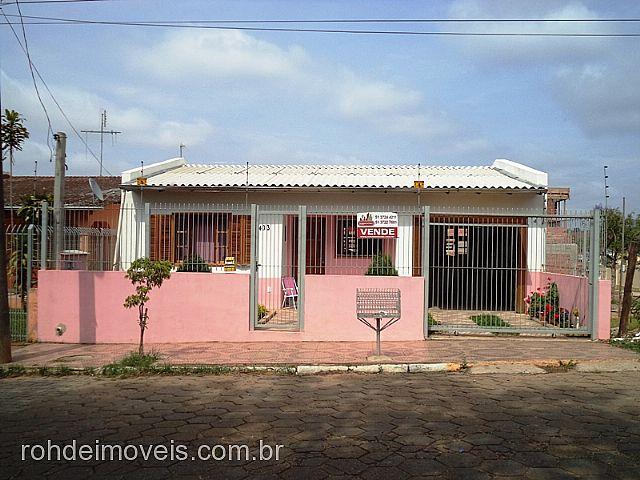 Rohde Imóveis - Casa 2 Dorm, Barcelos (178127)