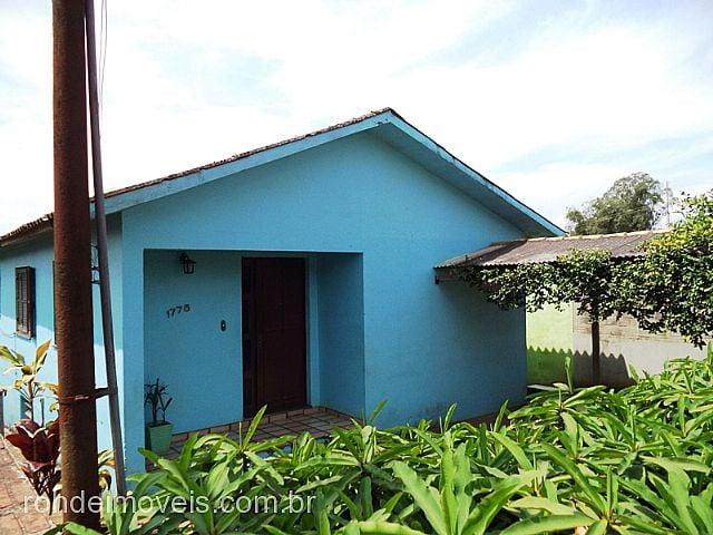 Casa 1 Dorm, Santa Helena, Cachoeira do Sul (180540)