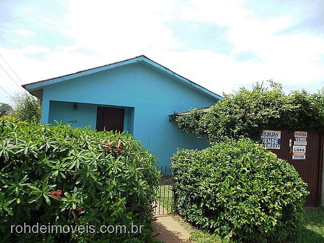 Casa 1 Dorm, Santa Helena, Cachoeira do Sul (180540) - Foto 2