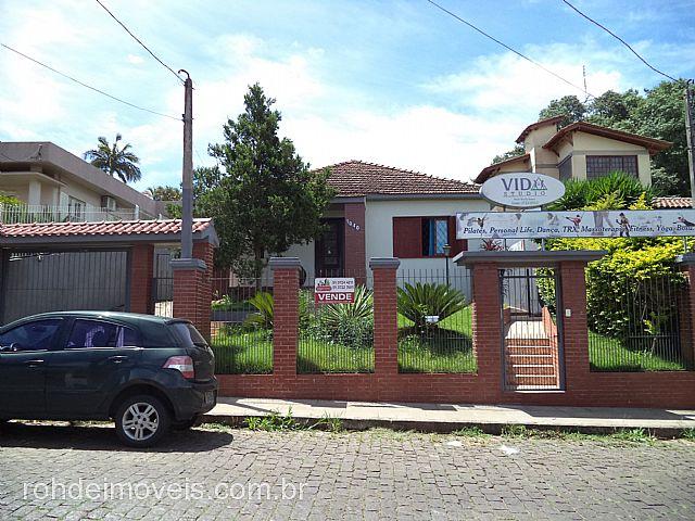 Rohde Imóveis - Casa 3 Dorm, Rio Branco (196069)