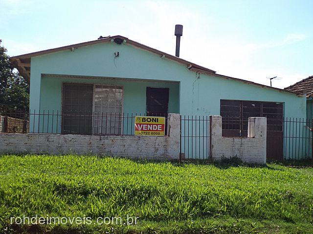 Casa 1 Dorm, Noêmia, Cachoeira do Sul (197407)