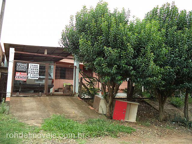 Casa 2 Dorm, Medianeira, Cachoeira do Sul (197651)