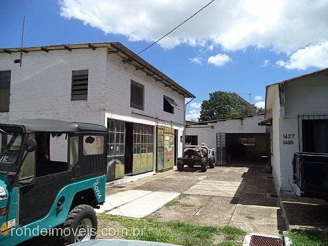 Rohde Imóveis - Casa 3 Dorm, Quinta da Boa Vista