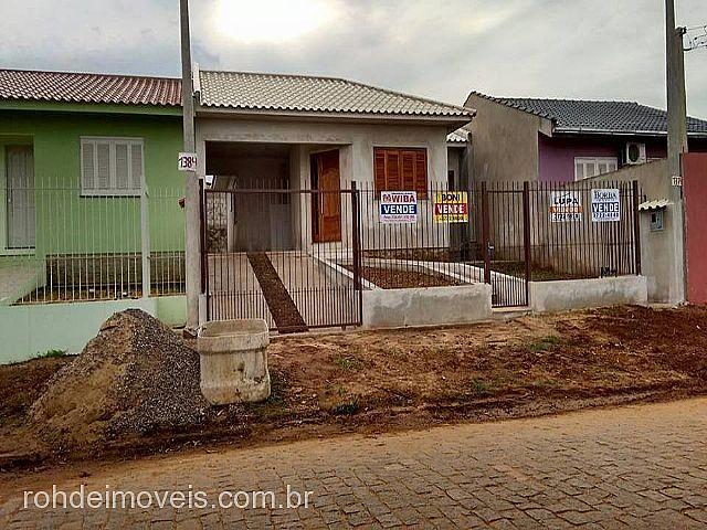 Rohde Imóveis - Casa 3 Dorm, Otaviano (200824)
