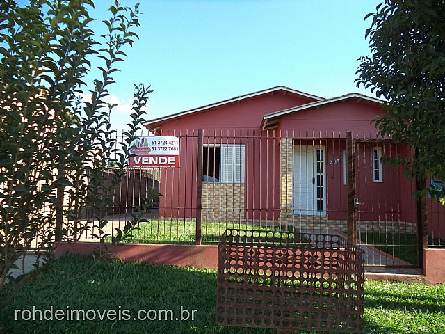 Casa 2 Dorm, Marina, Cachoeira do Sul (220460)