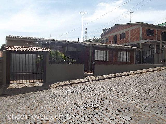 Rohde Imóveis - Casa 3 Dorm, Santa Helena (242662) - Foto 5