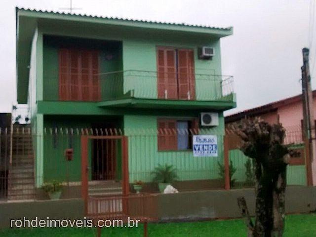 Apto 3 Dorm, Noêmia, Cachoeira do Sul (243055)