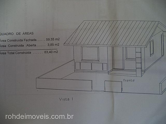 Casa 2 Dorm, Marina, Cachoeira do Sul (243487)