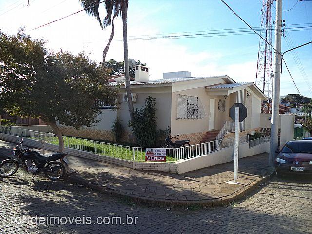 Casa 3 Dorm, Soares, Cachoeira do Sul (245367)