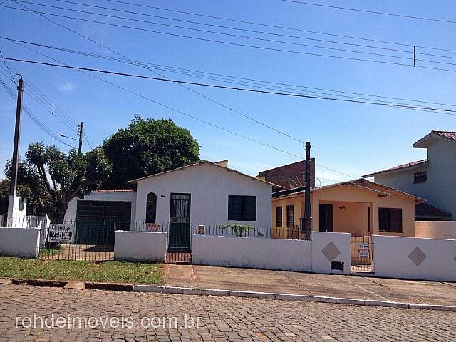 Casa 2 Dorm, Soares, Cachoeira do Sul (251195)