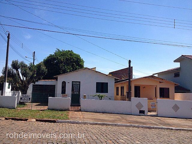 Casa 2 Dorm, Soares, Cachoeira do Sul (251196)