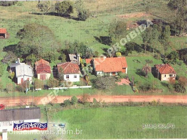 Casa 4 Dorm, Distrito de Rio Pardo, Cachoeira do Sul (252207) - Foto 2