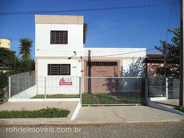 Rohde Imóveis - Casa, Cohab, Cachoeira do Sul