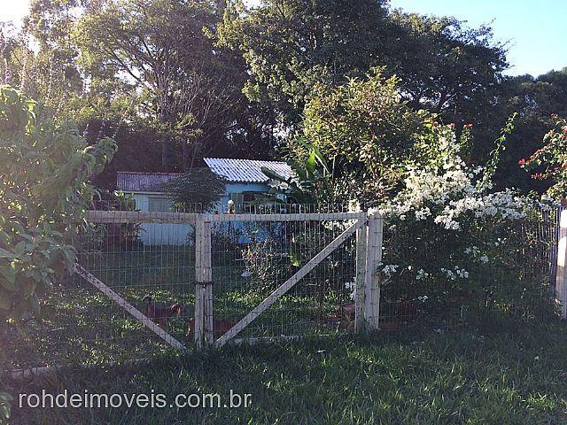 Casa 1 Dorm, Santa Helena, Cachoeira do Sul (253246)
