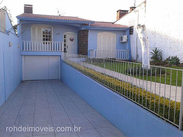 Casa 2 Dorm, Santa Helena, Cachoeira do Sul (253617)