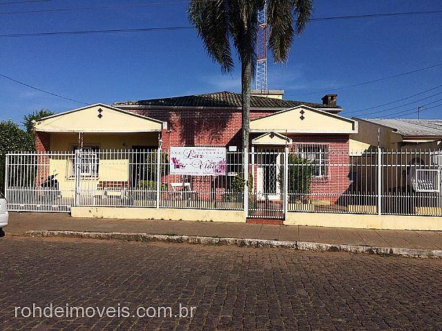 Casa 12 Dorm, Gonçalves, Cachoeira do Sul (254817)