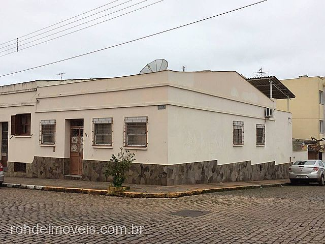 Imóvel: Rohde Imóveis - Casa 4 Dorm, Centro (265814)