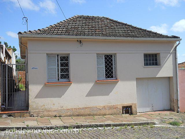 Casa 2 Dorm, Frota, Cachoeira do Sul (266370)