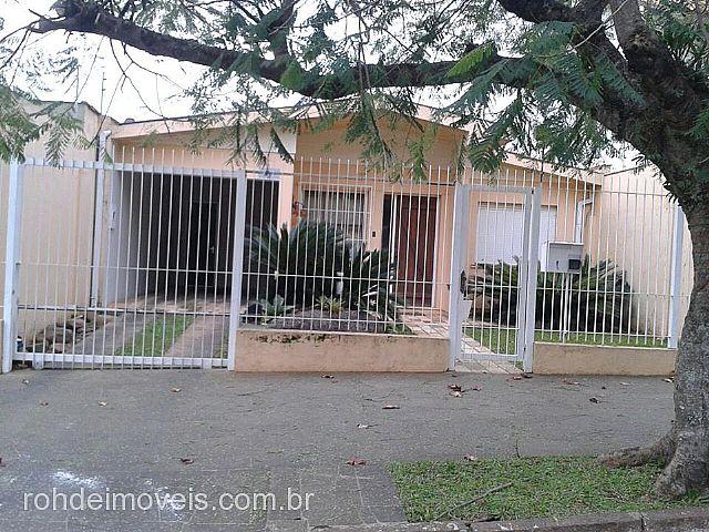 Imóvel: Casa 2 Dorm, Rio Branco, Cachoeira do Sul (266391)
