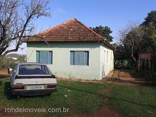 Imóvel: Rohde Imóveis - Casa 3 Dorm, Santa Helena (266485)