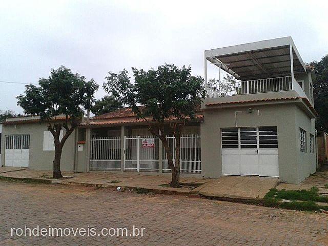 Rohde Imóveis - Casa 2 Dorm, Medianeira (272921)