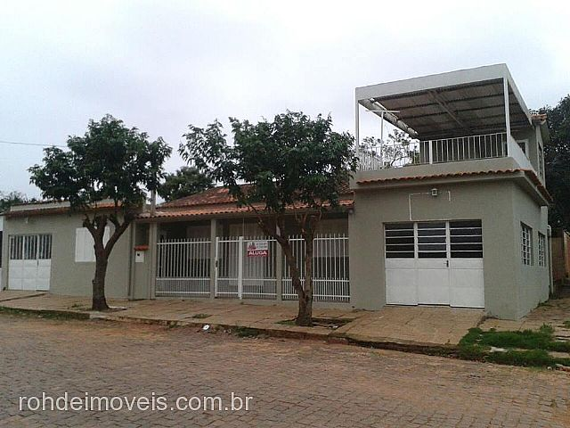 Rohde Imóveis - Casa 2 Dorm, Medianeira (272921) - Foto 5