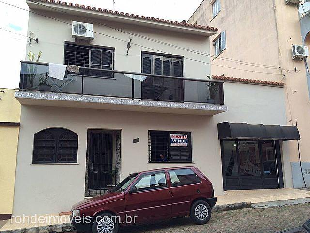 Casa 3 Dorm, Centro, Cachoeira do Sul (273676)