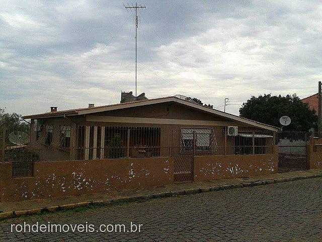 Casa 3 Dorm, Centro, Cachoeira do Sul (274124)