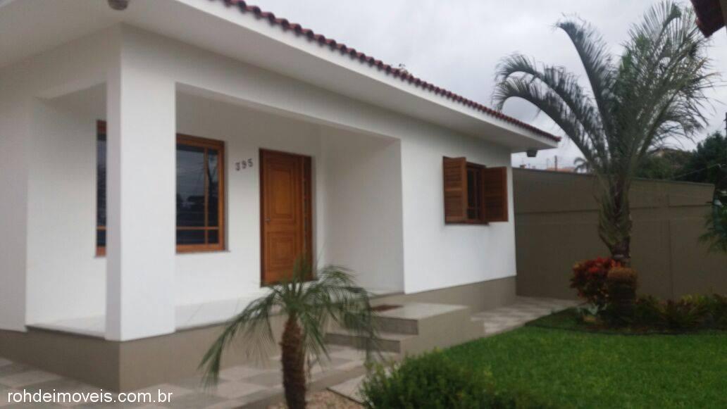 Rohde Imóveis - Casa 3 Dorm, Rio Branco (276330)