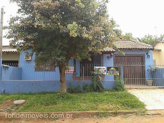 Casa 2 Dorm, Medianeira, Cachoeira do Sul (277951)