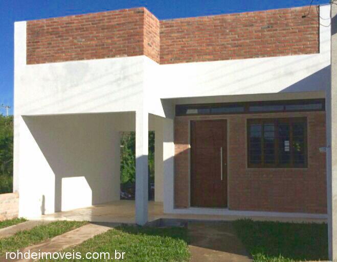 Rohde Imóveis - Casa 1 Dorm, Soares (277985)