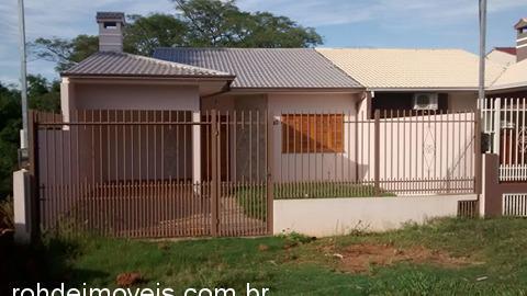 Casa 1 Dorm, Soares, Cachoeira do Sul (279621) - Foto 3